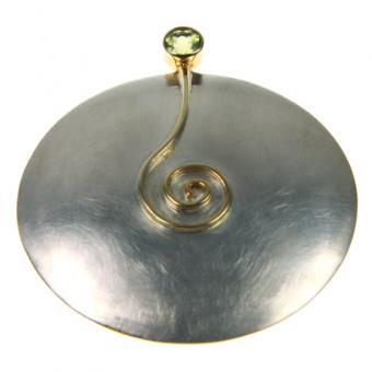 Anhänger Silber vergoldet 105/2530