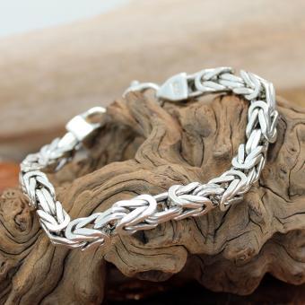 Königs Armband aus 925er Silber