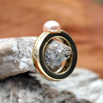 JOOP 750er Gelbgold Ring