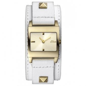 S.Oliver Damen Armbanduhr SO-2894-LQ