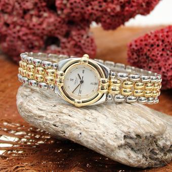 Chopard Gstaad Damen Armbanduhr Quarz Ref. 8112