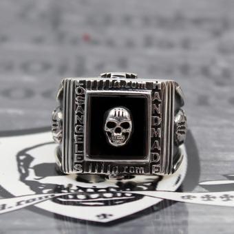 JJJ LA Siegelring Skull GR 58