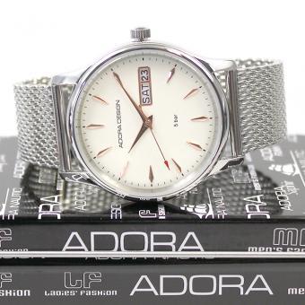 Adora Design Herren Armbanduhr Stahl AD8806