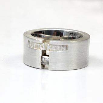 Otto Kern Damen Ring 925er Silber mit Zirkonia GR52/53