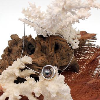 Creation Wenz - WG/GG Anhänger mit Tahiti Perle