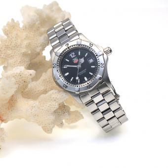 Tag Heuer Damen Armbanduhr Diver 200m WK1310-0 Steel