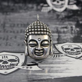 "JJJ LA Anhänger 925er Silber ""BIG Buddha"""