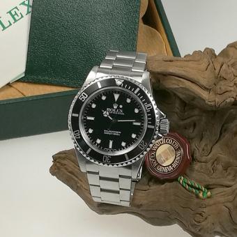 Rolex Submariner Ref.14060 Full Set
