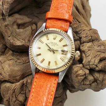 """Rolex Date Stahl-Gold """"26"""""""