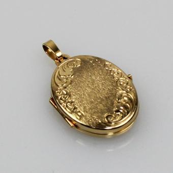 Medallion in 333 Gelbgold