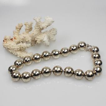 Kugelkette Silber 925
