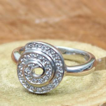 AAGAARD Ring Zirconiaschnecke 2162472-75 GR 53