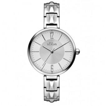 S.Oliver Damen Armbanduhr SO-3088-MQ