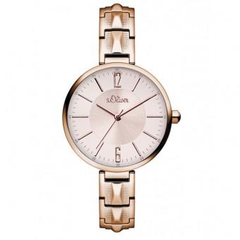 S.Oliver Damen Armbanduhr SO-3090-MQ