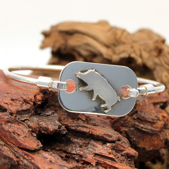 Gazpocho Handcrafted Silver 925er Wildschwein