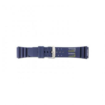 N.D.Limit Silikon Uhrenband Sport 20 mm Bandanstoß