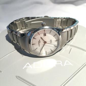 Adora Saphir Damen Armbanduhr Titan AS4326
