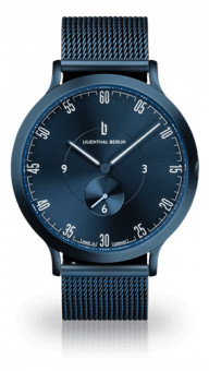 Lilienthal Berlin L1 All Blue - Mesh Milanaise