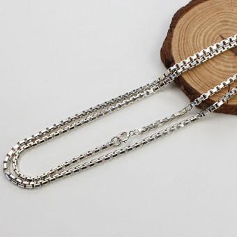 Venezianer-Kette 800 Silber 66 cm