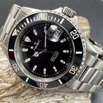 Marcello C. Nettuno 3 Automatic Herren-Uhr Ref. 2027.2