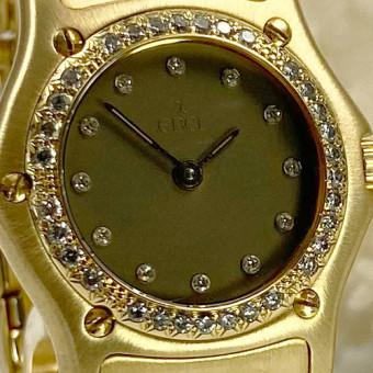 Ebel 1911 Lady 750/18kt Gold