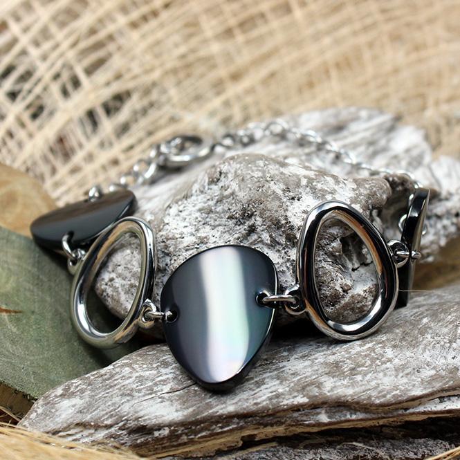 STEEL Damen Glieder Armband