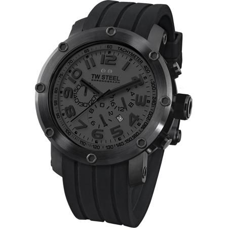 TW Steel TW128 Cool Black aus der Tech Kollektion
