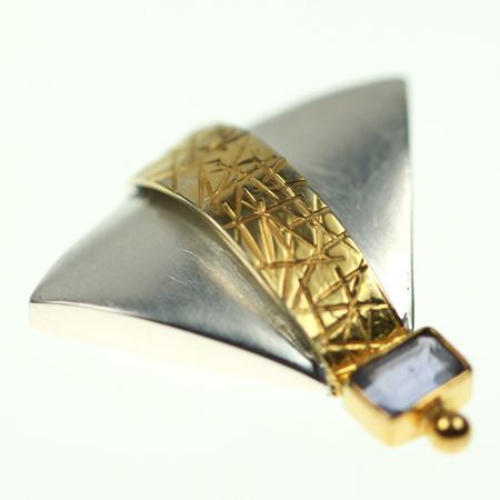 Anhänger Silber vergoldet 104/1670