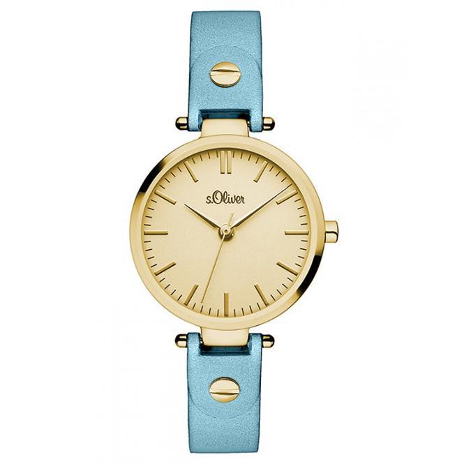 S.Oliver Damen Armbanduhr SO-2888-LQ