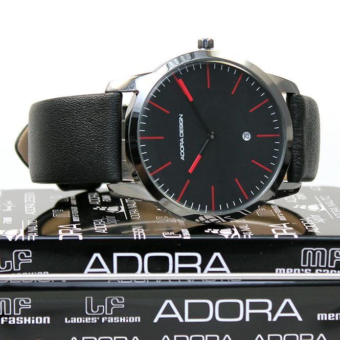 Adora Design Herren Armbanduhr Keramik AD8760
