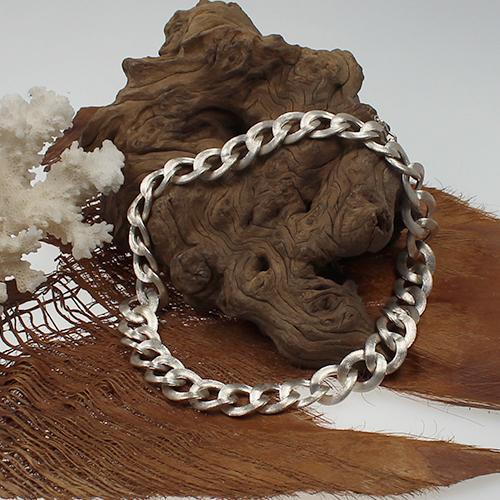 Silberschmuck-Set 800er Armband und Kette