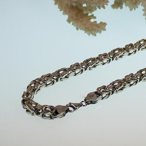 Königskette Silber 60 cm