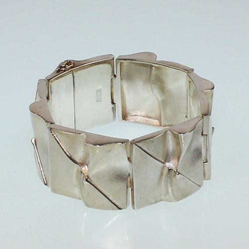 """Armband Silber original Lapponia  """"Mondbrücke"""" 667511-195"""