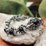 JJJ LA bracelet onyx Armband Onyx