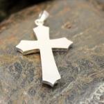 AAGAARD Silber Kreuz 2188169