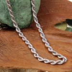 Kodel-Kette 925er Sterling Silber