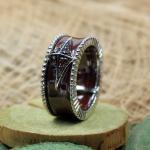 Aagaard Keramik Ring mit Zirkonia 21621436-66 GR56
