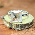 Aagaard Kristal Ring 21631845-24