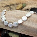 Perlenkette 23 SWZ