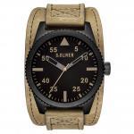S.Oliver Herren Armbanduhr SO-2879-LQ