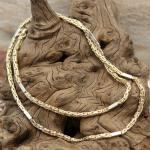 Königskette 585er GG mit acht festen Elemeten