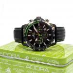 Adora Nautic AN2959 Chronograph green bis 100 Meter Wasserdicht