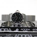 Adora Saphir Damen Armbanduhr Titan Flex AS4148