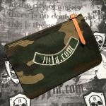 JJJ LA Schmucktasche Tabakbeutel Military Olive Camouflage