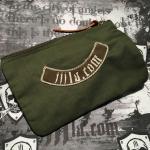 JJJ LA Schmucktasche Tabakbeutel Military Olive Green