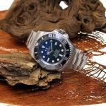 Rolex Deep Sea blue 116660 LC100