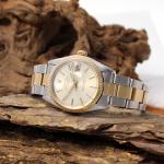 Rolex Oyster Perpetual Date Stahl/Gold Ref.1505