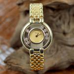 Chopard Happy Diamond 750 Gelbgold Ref. 205346-0001