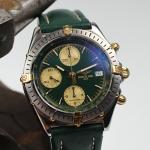 Breitling Chronomat mit Box und Papieren nahezu ungetragen