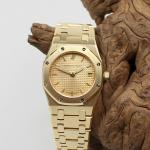 AP Royal Oak 18 k Gelbgold